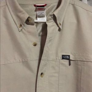 The North Face Shirts - Men's The north face button down